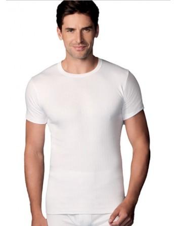 Camiseta de manga corta térmica de Abanderado