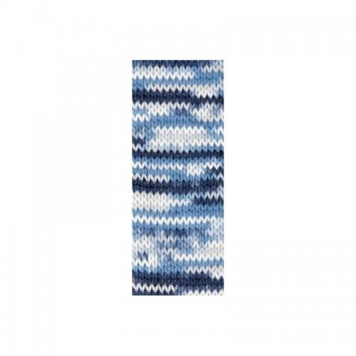 81 Tejano-Azul claro-Azul oscuro