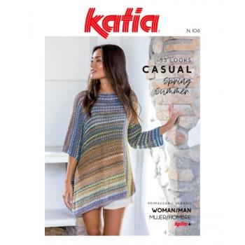 Revista Mujer Casual 106 de Katia