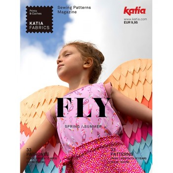 Revista Costura Fly Nº1 de Katia