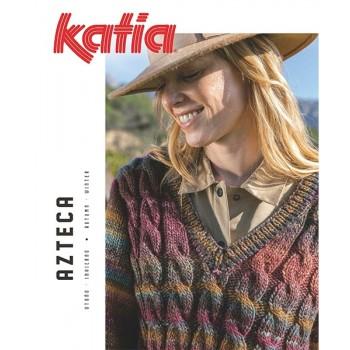 Revista Azteca Nº 1 de Katia