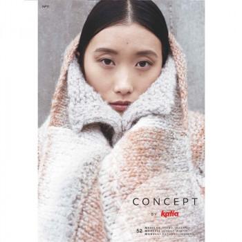 Revista Concept 11 de Katia