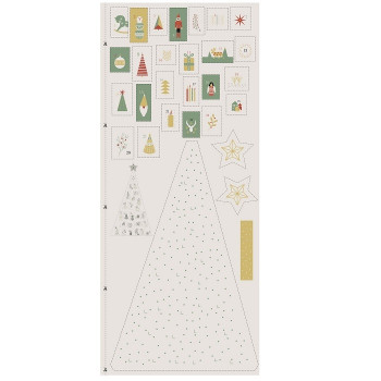 Kit Calendario de Adviento de Katia