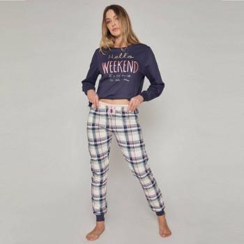 Pijama Señora Admas 55819